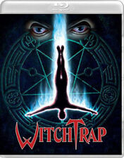 WITCHTRAP (Linnea Quigley) - BLU RAY - Region free - Sealed + DVD