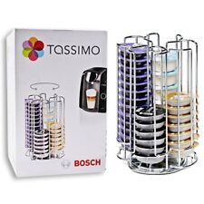 GENUINE BOSCH TASSIMO 52 T-DISC / POD / CAPSULE COFFEE STORAGE HOLDER