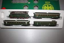 Märklin 2850 Zug-Set Personenzug DRG mit Elok E04 Spur H0 OVP