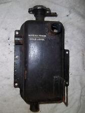 Ski-doo Formula  Plus Metal Coolant Tank Reservoir 1993 w/ Radiator cap, Mach 1
