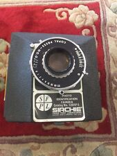Vintage Sirchie 120Rp-5 Photo Identification Camera Finger Print Laboratories