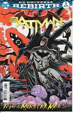 DC Comics Rebirth BATMAN issue #8 cover A first printing