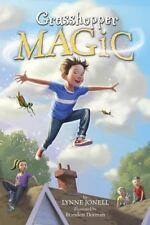 Grasshopper Magic A Stepping Stone BookTM