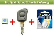 Schlüssel Gehäuse Rohling für Peugeot 106 206 306 406 607 Chiave Cle Key llave