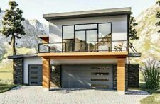 Garage Apartment plan   pack 10 ideas   most popular   in PDF file -A