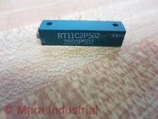 Bunker Ramo RT11C2P502 2850P502 Amphenol (Pack of 3)