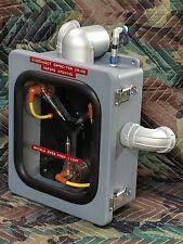 Back To The Future Doc Brown Delorean Time Machine Flux Capacitor Replica Prop