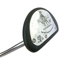 """RAM Zebra Face Balanced Standard Lie Made In USA Right Hand 34"""" Golf Putter Club"""