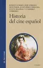 Historia del Cine Espanol (Signo E Imagen/ Sign and Image) (Spanish Edition)