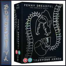PENNY DREADFUL - COMPLETE SERIES - SEASONS 1 2 & 3 **BRAND NEW DVD BOXSET**