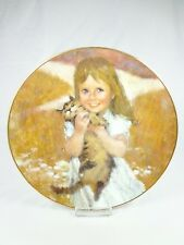 Hc Collector Plates:Precious Moments (The Flight in to Egypt)