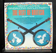 The Geoff Love Banjos - The Best Of British 2 LP VG+ DL 4110751 UK Vinyl Record