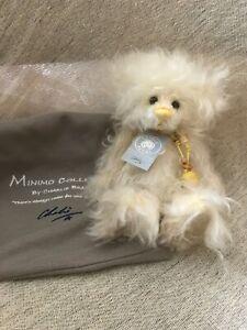 Charlie Bears    EGG NOG, Minimo Collection.  Limited Edition