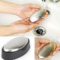 Magic Stainless Steel Soap Remover Kitchen Bar Hand Odour Eliminating Smell DMF