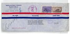 BT120 1944 Canada Ontario Commercial Air Mail Cover {samwells}PTS