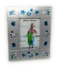 """3 1/2"""" X 5"""" Boys Child Picture Frame"""