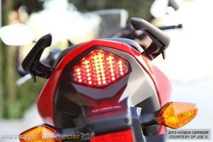 Honda CBR500R CBR 500 CBR500 CB500X CB500F 2013 - 2015 Sequential LED Tail Light