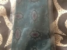 Brand new green/pink silk tie