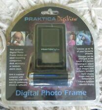 New Praktica Digiview Digital Photo Frame and Alarm Clock