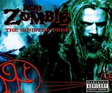 Rob Zombie - The Sinister Urge - New Vinyl LP - Pre Order - 30th March