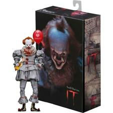 """IT (2017) Pennywise I Heart Derry Ultimate 7"""" Action Figure Horror  22"""