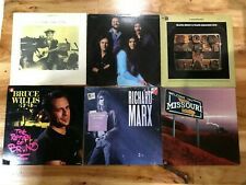 Rock Pop Lps Records Music you choose! Several to choose from! Vinyl Lp
