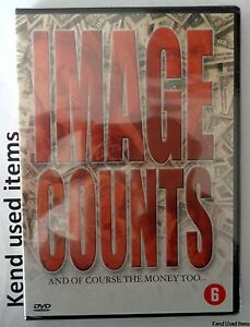IMAGE COUNTS dvd NIEUW SEALED Ned. ondertitels English audio ALL REGION FREE New