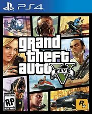 Grand Theft Auto 5 V (PS4) NEW Cheapest Price IN STOCK
