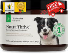 ✅✅✅ Nutra Thrive Canine Nutritional Supplement ✅✅✅