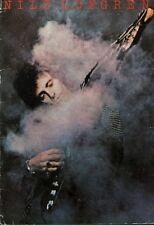 TOM PETTY & THE HEARTBREAKERS / NILS LOFGREN 1977 U.K. TOUR PROGRAM BOOK / VG