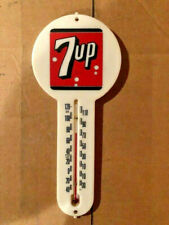 7UP ADVERTISING THERMOMETER, Plastic