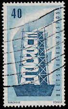 Scott # 749 - 1956 - ' Rebuilding Europe '