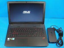 "ASUS ZX50VW 15.6"" Gaming Laptop Intel Core i7-6700HQ 2.60GHZ   1TB   8GB RAM"