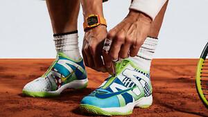 "🔥 Nike Air Zoom Cage 3 Glove ""What The Rafa"" | UK 13 EU 48.5 US 14 | AQ0567 700"