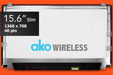 """B156XW04 V.0 & V.5 Laptop 15.6"""" WXGA Glossy Slim LED Screen BRAND NEW"""