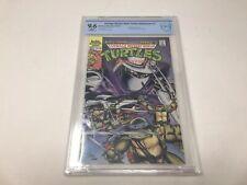 1989 Eastman and Lairds Teenage Mutant Ninja Turtles Adventures #1, 9.6 CBCS