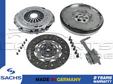 FOR AUDI A3 8P 2.0 TDi + QUATTRO DUAL MASS FLYWHEEL CLUTCH KIT CSC BEARING SACHS