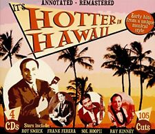 It's Hotter In Hawaii [CD]