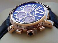 Orologio Cronografo Donna Pocket PK2052 Chrono Rosegold Movimento Citizen Nuovo