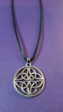 Leather Celtic Jewellery without Stone