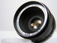 TAMRON 25MM C-Mount Lens f/1.9 Nice!