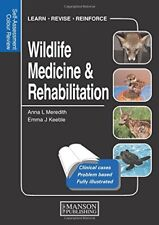 Wildlife Medicine and Rehabilitation: Self-Assessment Color Review (Veterinar…