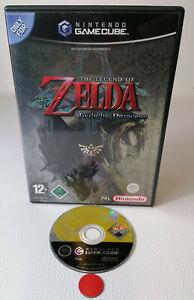The Legend of Zelda: Twilight Princess | Gamecube | Game Cube | gebraucht in OVP