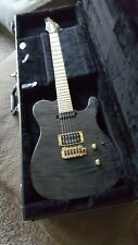 Carvin (Kiesel) TL60 telecaster style guitar, 24 frets, tremolo, upgrades, video