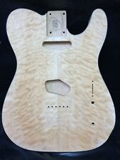 Guitar Body Telecaster /Thin-line /Quilted Maple /Alder /2kg/MG120
