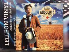 K.D.Lang Absolute Torch And Twang LP Album Vinyl 925877 A2/B2 Country 80's