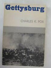 Gettysburg by Charles K. Fox