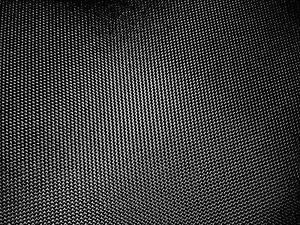 "Black Ballistic 1680D Nylon Fabric 60"" Wide Cordura Water Repellent Coated DWR"