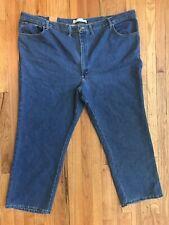 Lee Mens Big & Tall Size 54 X 30 Medium Wash Jeans Denim Straight Leg New NWT