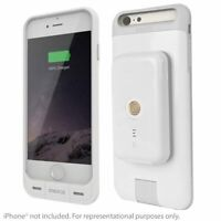 iPhone 6 6S Plus Power Bank Smart interchangeable Battery Case Wireless charger